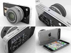 iPhone camera extension.