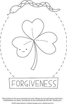 THE VIRTUE OF FORGIVENESS...