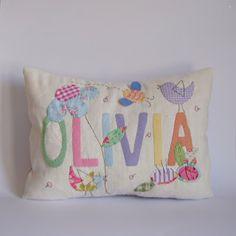 Roxy Creations: Just a few cushions!