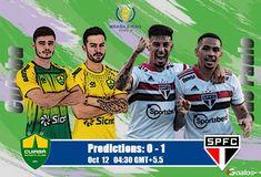 #Brazil #serieA #BrazilSerieA #brasileirao #football #soccer #soccergame #footballtips #footballgame #sport #prediction #livescore #Cuiaba #SaoPaulo