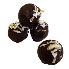 Chocolate Coconut Cream Truffle