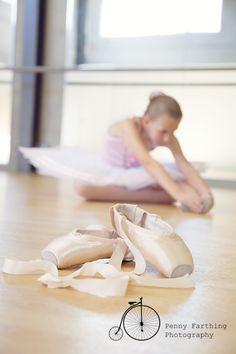 Ballet Stretch & Pointe Shoes. Ballet portraits, ballet photography, dance portraits Dance photography
