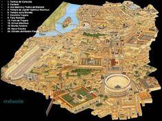 HISTORIA DEL HABITAT: IMPERIO ROMANO y El ORIGEN DE ROMA