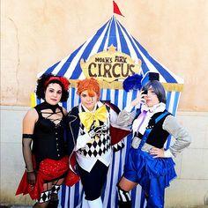 Jornaicas en Zaragoza. Ganadoras del concurso de cosplay.