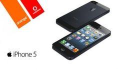 ¿Quién ofrece el iPhone 5 más barato: Orange o Vodafone? |