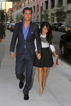 One of my fave best dressed couples. Their fashion is always amazing.