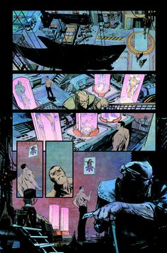 Page from Detective Comics #27, story by Scott Snyder with art by Sean Gordon Murphy.
