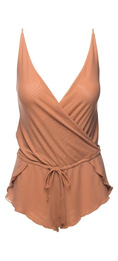 Chaser Intimates Romper in Blush / Manage Products / Catalog / Magento Admin