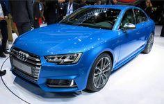 2017 Audi S4 Redesign
