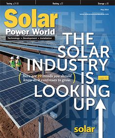"""Solar as a renewable energy source is the most promising because the earth's most abundant source of energy is waiting for us to harvest it for all our future needs. While the sun's energy will be constant for eons, the companies in this industry may not. Not many companies can claim that they have been """"solar-centric""""for more than five years."""