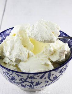 Ciasto 3 Bit | AniaGotuje.pl Frosting, Recipies, Ice Cream, Sweets, Cookies, Cake, Ethnic Recipes, Baking, Birch Bark