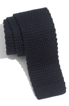 1901 Skinny Knit Tie available at #Nordstrom $40