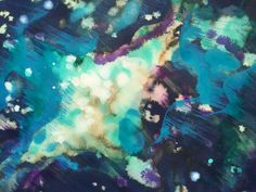 Here is a space picture: http://ddsk.co/bacfbe #mixedmedia