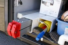 The Best Cheap And Easy Rv Camper Organization And Storage For Travel Trailers No 58