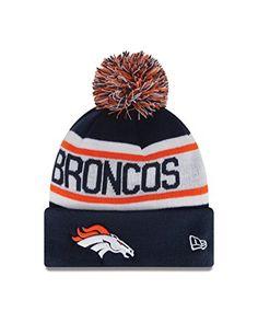 NFL Denver Broncos Biggest Fan Redux Beanie New Era http   www.amazon 97a0e90c555b