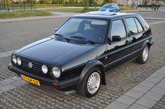 VW Golf 2 1.8 Manhattan