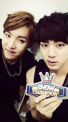 BTS J-Hope & Jin