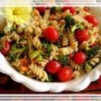 Italian Pasta Salad For 50 Recipe