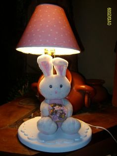 Lamp for baby girl Kids Lamps, Table Lamp, Baby, Home Decor, Toddler Table, Mesas, Table Lamps, Decoration Home, Room Decor