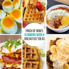 pinch of nom slimming world breakfast ideas