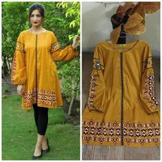 Frocks For Girls, Frock Design, Trousers Women, Special Gifts, Girl Fashion, Girl Outfits, Cover Up, Tunic Tops, Suits