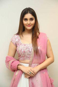 Surabhi Photos At Okka Kshanam Movie Trailer Launch-03 - south celebrities