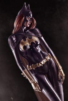 Batgirl H31 by RaffaeleMarinetti on DeviantArt