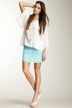 $49.00  $167.00  71% off  Alice & Trixie Arden Silk Skirt by Skirting The Issue on @HauteLook