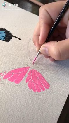 Canvas Painting Tutorials, Diy Painting, Painting Abstract, Beginner Canvas Painting Ideas, Creative Painting Ideas, Painting Ideas For Beginners, Learn Painting, Watercolor Paintings, Easy Flower Painting