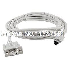 $12.19 (Buy here: https://alitems.com/g/1e8d114494ebda23ff8b16525dc3e8/?i=5&ulp=https%3A%2F%2Fwww.aliexpress.com%2Fitem%2F8-2-Ft-4P-Mini-Din-to-DB9P-RS422-PLC-Programming-Cable-for-Panasonic-FP1%2F2028904009.html ) 8.2 Ft 4P Mini Din to DB9P RS422 PLC Programming Cable for Panasonic FP1 for just $12.19