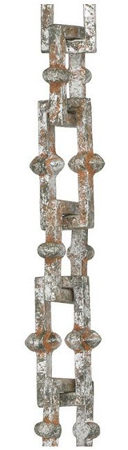 CC Home Furnishings Handcrafted Cast Aluminum Outdoor Patio and Garden Bamboo Link Rain Chain Rooftop Garden, Lawn And Garden, Japanese Rain Chain, Windmills For Sale, How To Install Gutters, Garden Illustration, Lawn Ornaments, Handmade Copper, Garden Statues