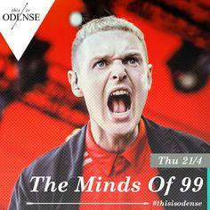 The Minds Of 99 / Lord Siva Klassekoncert på Posten Læs anbefalingen på: www.thisisodense.dk/2145