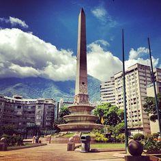 Plaza Francia en Caracas, Distrito Federal