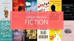 Masculinity, Record Collecting, and Startups: Spring 2017 Fiction Preview