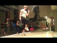 """Zumba """"Just Dance"""" CHOREO"""