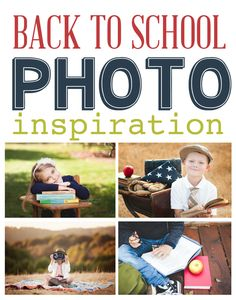 Back to school photo inspiration. #backtoschool