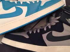 timeless design b8bdc 0ec76 AJ 1 KO Rivalry Pack Meilleures Baskets, Chaussures Chaussures De Sport,  Nouvelles Chaussures Jordans