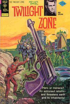 The Twilight Zone  Gold Key Comics  1962 - 1982