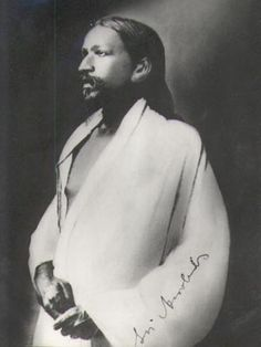 "Sri Aurobindo was an Indian nationalist, freedom fighter, philosopher, yogi, guru and poet. He joined the Indian movement for freedom from British rule, for a while became one of its influential leaders and then turned into a spiritual reformer, introducing his visions on human progress and spiritual evolution. In 1926, with the help of his spiritual collaborator, Mirra Alfassa (""The Mother""), he founded the Sri Aurobindo Ashram."