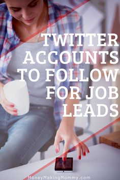 If you're looking for work at home, you need real resources that can lead you to a job or opportunity that fits your needs and lifestyle. These Twitter accounts offer legitimate, work at home job leads. Start following them today and add this job search idea to your tool kit for finding work! #workathome #jobleads #remotework Home Based Jobs, Work From Home Companies, Work From Home Opportunities, Work From Home Jobs, Find Work, Find A Job, Twitter Accounts To Follow, Home Websites, Budgeting Tips