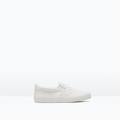 Image 1 of QUILTED PLIMSOLL from Zara *** Martha FAVE**