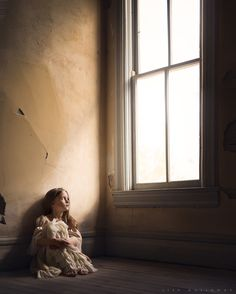 Forgotten by lisaholloway - Alone With My Thoughts Photo Contest