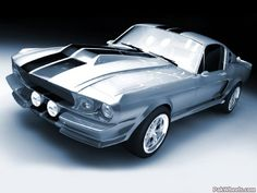 1967 Shelby GT 500 Eleanor