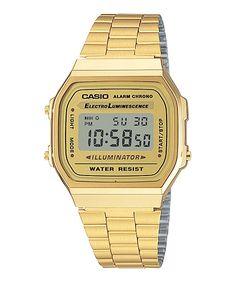 Relógio Casio Vintage A168WG-9W