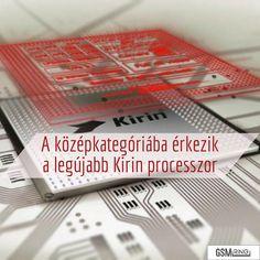 Érkezik a középkategóriás Huawei mobilokba szánt Kirin 710 - GSMring Tech, Technology