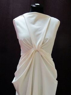 draping dress design - Google Search