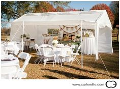 Outdoor garden baby shower I love the white tent tables and chairs and simple Outdoor garden baby shower I love the white tent tables and chairs and simple Tent Baby Shower, Boho Baby Shower, Baby Shower Parties, Bridal Shower, Backyard Baby Showers, Outside Baby Showers, Backyard Bbq, Backyard Ideas, Baby Shower Decorations For Boys