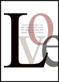 Art prints with quotes on life and love. We have quotes for the kitchen, family quotes and fashion quotes from icons like Chanel. Shop typography posters at Desenio. Love Letras, Desenio Posters, Motivation Poster, Chanel Wall Art, Images Murales, Mode Poster, Fashion Wall Art, Beautiful Posters