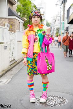 Harajuku Decora Style w/ Jams World & Kinji
