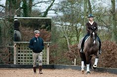 Carl Hester shared useful training tips for horses and riders at all levels at the British Dressage national convention